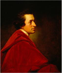 Portrait of Sir Richard Cumberland